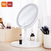 Xiaomi XY Youpin LED Touch Mirror Makeup Mirror Desktop Led Light Portable Folding Light Dormitory Mirror