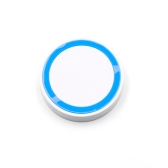 Q5 Chargeur sans fil pour iPhone Samsung S6 Mi Lenovo Téléphone portable Macro USB Chargeur de téléphone
