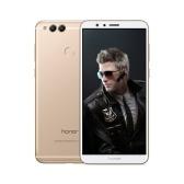 Huawei Honor 7X 4G携帯電話4GBのRAM 128GBのROMの顔のID