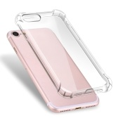 Custodia protettiva per telefono TPU per iPhone 7 8 Cover 4.7 pollici Eco-friendly elegante portatile anti-graffio anti-polvere durevole