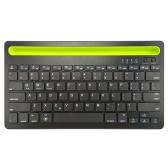 Tastiera senza fili Bluetooth per tastiera a doppio canale per uso del computer portatile del telefono astuto del telefono astuto