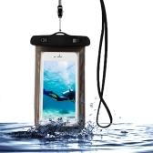 水中携帯電話ドライバッグケース