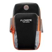 FLOVEME Universal Sports Phone Bag Outdoor Running Wodoodporny futerał na ramię do 3.5-6.0 calowego smartfona