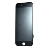 4.7 pollici Parti del telefono per iPhone 7 Schermo capacitivo LCD esterno Multi-touch Digitizer Sostituzione gruppo sostituzione vetro anteriore IC