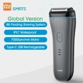 Global Version Xiaomi Smate Electric Shaver with 3 Blades
