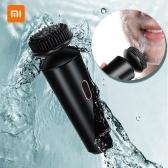 Xiaomi Youpin Kribee Электрический очиститель для лица Очищающее устройство для мужчин Чистящее средство для лица Кисть в двух режимах IPX7 Водонепроницаемый Стиральная машина для лица