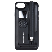 TASHELLS Laptop sem fio Selfie Stick Phone Case para iPhone 7/8 Shell do telefone dobrável Selfie Stick 2 em 1