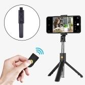 K07 Selfie Stick Trépied Extensible BT Selfie Stick