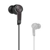 Fones de ouvido intra-auriculares VORSON Controle de volume do plugue de 3.5mm Fone de ouvido com fio mãos-livres mãos-livres para smartphones