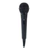 Lexi Professional Network Microphone Uniwersalna maszyna do śpiewania Ergonomiczna konstrukcja 3,5 mm Jack dla Smartphone Laptop Computer