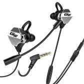 (3.5mm) G10-A G5 PC Gaming Headset Earphone Headphone