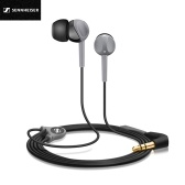 Sennheiser CX200 Street II Earphones In-ear Line Control Headphones With Mic Sports Running Earbuds