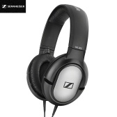 Sennheiser HD206 Over Ear Headphone Gaming Headset Com Fio de 3.5mm Fones de Ouvido Computador Microfone HD