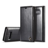 CaseMe 003 Flip Multi-functional Wallet Protective Phone Cover Card-slot for 6.3 Inches Samsung Galaxy Note 8 Eco-friendly Stylish Portable Anti-scratch Anti-dust Durable