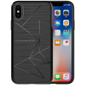 NILLKIN Magic Case For iPhone X With Magnetic Function Anti-scratch Anti-shock Durable TPU Phone Case Magnetic Adsorption For iPhone X