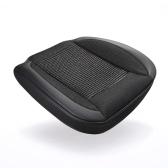 Youpin BOUNDS Подушка для автокресла Уникальный ледяной шелк Подушка для сиденья Автомобильная сетка Дышащая Универсальная подушка для сиденья Удобная подушка для сиденья водителя Универсальная коврик для защиты сиденья в салоне автомобиля Коврик для защиты сиденья Нескользящая защита сиденья Подходит для большинства грузовиков внедорожников или фургонов для домашнего использования в автомобиле 1 шт.