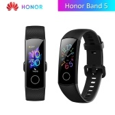 Bracelet intelligent pour remise en forme Huawei Honor Band 5 - Version mondiale