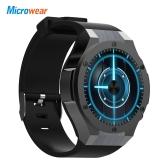 Microwear H2 Smart Watch téléphone 1 Go de RAM 16 Go ROM