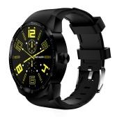 """K98H 3G Smart Watch Telefoniczna rozmowa 400mAh Duża bateria MTK6572A Dual Core Android 4.1 IPS 1.3 """"240 * 240P Wyświetlacz anty-zarysowujący 4GB ROM + 512MB RAM Tętno Monitor snu Monitorowanie Inteligentny Przypomnienie Anty-zgubiony GPS Ładowanie magnetyczne"""
