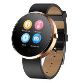 "Original Haier G6 Smart Bluetooth Watch 1.54"" 2.5D IPS 240*204pixel Touch Screen MTK2502C 128MB 64MB 320mAh Battery BT4.0 Waterproof Wristwatch Pedometer Heart Activity Sleep Monitor Smartwatch for iPhone 6S plus 6 Samsung S7 S6 edge HTC Huawei iOS Android Smartphone"
