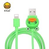 B.Duck S7充電データケーブル照明USBケーブル