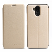 OCUBE Phone Cover for Ulefone Power 3 Soft PU Leather Phone Case Protective Shell Full Protection Dustproof Shock-absorbing
