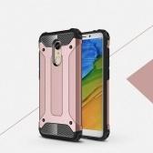 Для Xiaomi Redmi 5 Plus Case Slim Fit Dual Layer Hard Back Cover Bumper Защитный амортизатор и противоскользящий корпус для защиты от царапин 5.99 дюйма