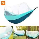 Xiaomi Youpin ZaoFeng Hammock Swing Bed With Mosquito Net Lightweight 300kg Load for Outdoor Camping