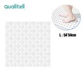 Xiaomi Youpin Qualitell Badezimmermatte Rutschfeste Matte für Fußmatten in der Wohnküche Toilette Badezimmer 37,5 * 67,5 cm