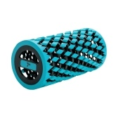 7th Body Roller Foam Roller Massager Hollow Muscle Roller Telescopico portatile Massaggio Fitness Yoga Colonna per il massaggio dei tessuti profondi dei muscoli della schiena e delle gambe