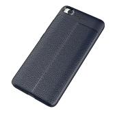 Cas de protection de téléphone pour la couverture de Xiaomi 5S 5.15inch qui respecte l'environnement élégant anti-éraflure portatif anti-poussière durable