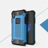 Für iPhone X Fall Slim Fit Dual Layer Harte Rückseitige Abdeckung Bumper Protective Shock-Absorption & rutschfeste Anti-Scratch-Fall für Apple iPhone X 5.5 Zoll