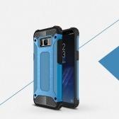 Для Samsung Galaxy S8 Plus Корпус Slim Fit Dual Layer Hard Back Cover Bumper Защитный амортизатор и противоскользящий корпус для защиты от царапин 6.2 inch