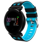K2 Smart Band Smart Bracelet Smart Watch Heart Rate Blood Oxygen Pressure Sleep Monitor Интеллектуальное напоминание Спорт Tracker Отклоненные сообщения Цветной экран Anti-lost