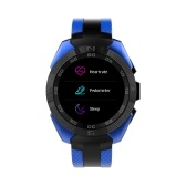 Smart Watch Fitness Tracker Moniteur de Fréquence Cardiaque Podomètre Smart Bracelet Message Sync Rappel d'Appel À Distance pour iOS Android Phone