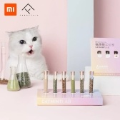 Xiaomi Youpin Furrytail Catmint Lab Cat Organic Premium Catnip Catmint Litter Deodorizing Beads Removaling Excrement Odor Freshing Cat Litter Box Air Housebreaking Mint Scent Pet Products