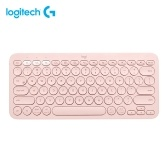 Logitech K380 BT Keyboard Multi-Device Easy-Switch Type 2 Year Battery Life for Computers Tablets Phones