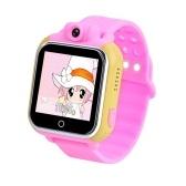 G75 3G Smart Watch GPS Bébé Horloge Enfant Bébé SOS Appel Lieu Localisateur Finder Anti Perdu Moniteur 600 mAh Grande Batterie pour iOS Android Traker
