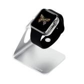 Uchwyt aluminiowy KKMOON Stojak do ładowania podstawy Stacja dokująca do Apple Watch Oświetlenie iWatch 38mm 42mm All Edition Ekologiczne materiały Stylowe lekkie przenośne trwałe