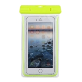 "Custodia impermeabile per sacca fluorescente subacquea impermeabile per 4 -6 ""iPhone touchscreen per cellulare"