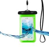 Сумка для сухих сумок для подводного мобильного телефона