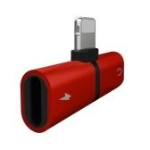 Lightning Adaptateur 2 en 1 pour iPhone