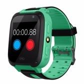 Portable Energy Saving IP65 Water-Resistant LBS Positioning Children Intelligent Watch