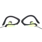 Musun E16 Sport Cuffie Universale da 3.5mm Jack Auricolare Design ergonomico Vivavoce Pulsante di chiamata Controllo cablato Earbud per smartphone