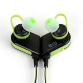 ElEPHONE Rexso Ascolta 1 Wireless BT per cuffie BT con ventosa per sport BT4.1 Materiale resistente anti-caduta ad alta capacità per telefono cellulare iOS Android