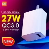 Xiaomi 27W USB Charger Phone US Power Adapter
