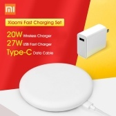 Xiaomi Wireless Charger 20W Max Qi Smart Quick Charge