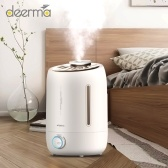 Deerma Air Humidifier Mist Maker Mute Purifier Moisturing Tool Aromatherapy diffuser for Office Home Living Room 220V DEM-F500