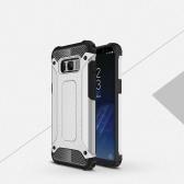 Per Samsung Galaxy S8 Custodia Slim Fit Dual Layer Cover rigida per paraurti Custodia protettiva antiurto e anti-scivolo Custodia anti-graffio 5.8 pollici