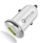 Quick Car Charger With USB Port Fast Charging